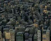 Создание города в 3D Max