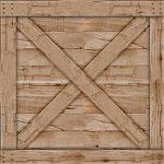 Сборник текстур деревянных ящиков