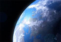 Создание реалистичной 3d планеты Земля в Modo