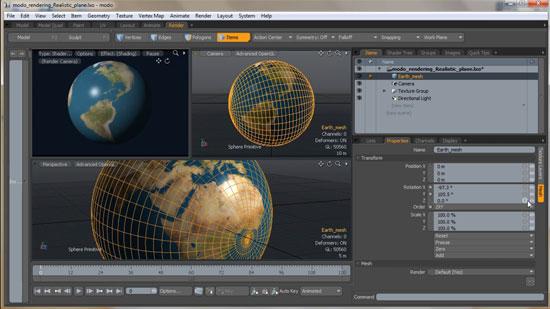 Как создать текстуры для 3d max - Шкаф и точка