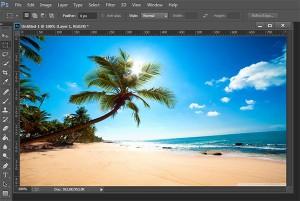 урок фотошоп, как сохранить в jpg