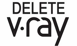Как удалить V-ray?