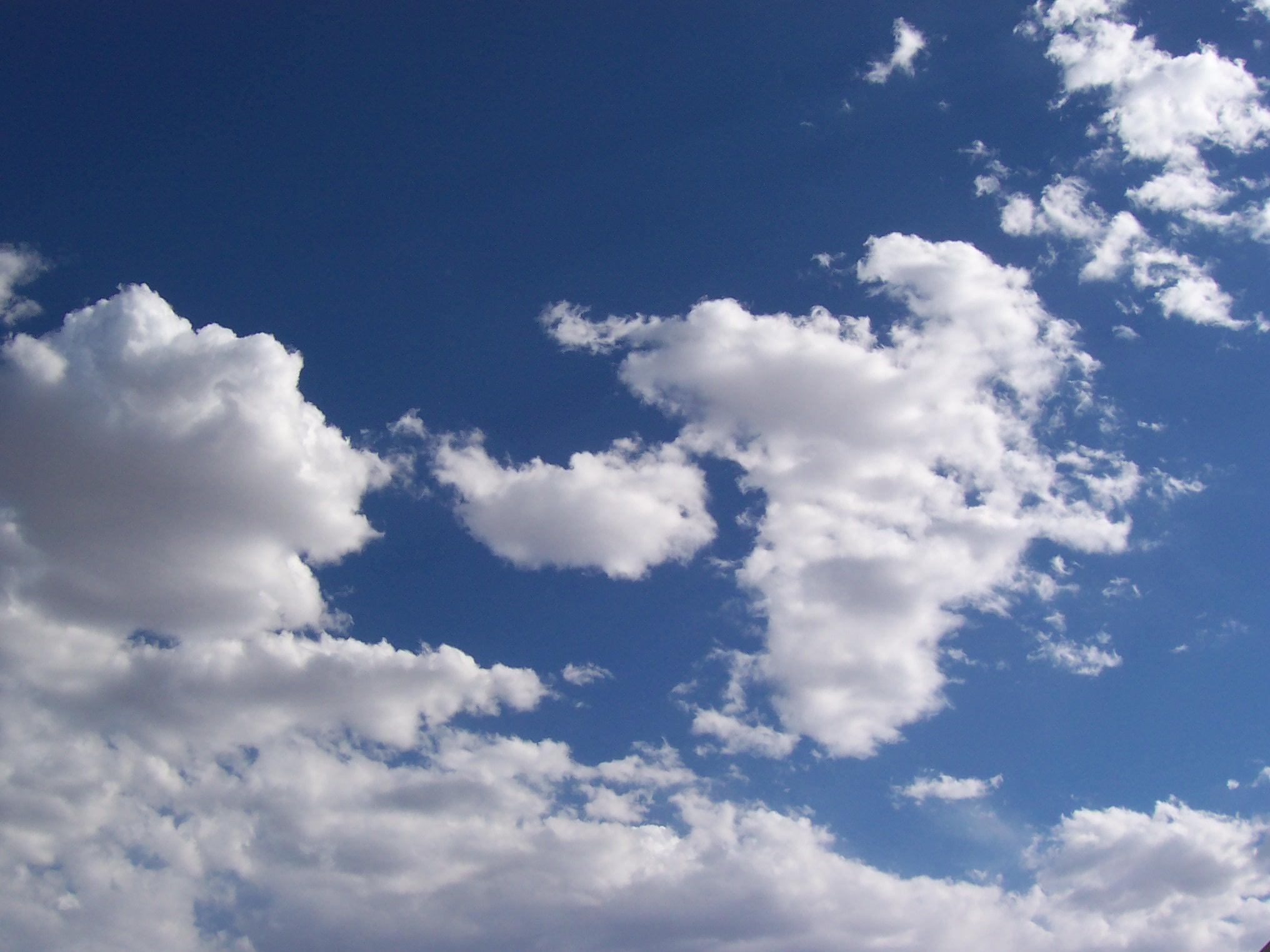 Как сделать свою фотографию на небе 772