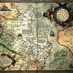 Сборник текстур географических карт в отличном качестве