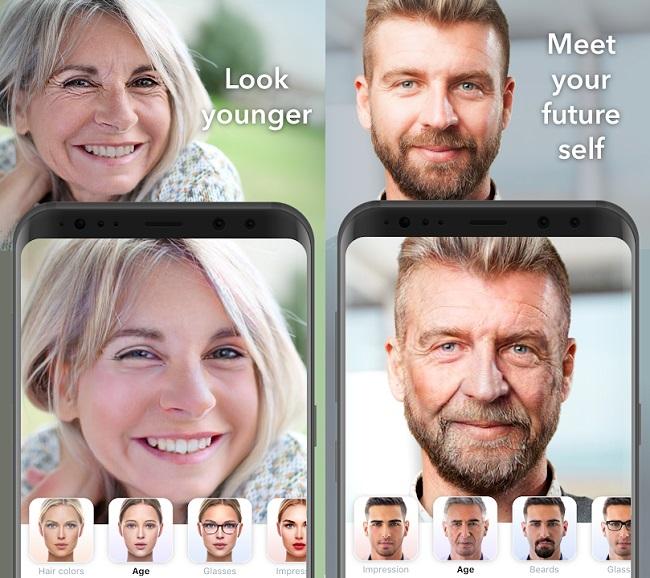 Cкачать бесплатную версию faceapp